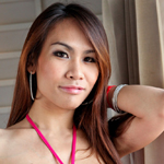 Nam. Nam is a lusty ladyboy who is low maintenance and fun to be around. Under that dress of hers, she has a perky little surprise she wants to share with you!